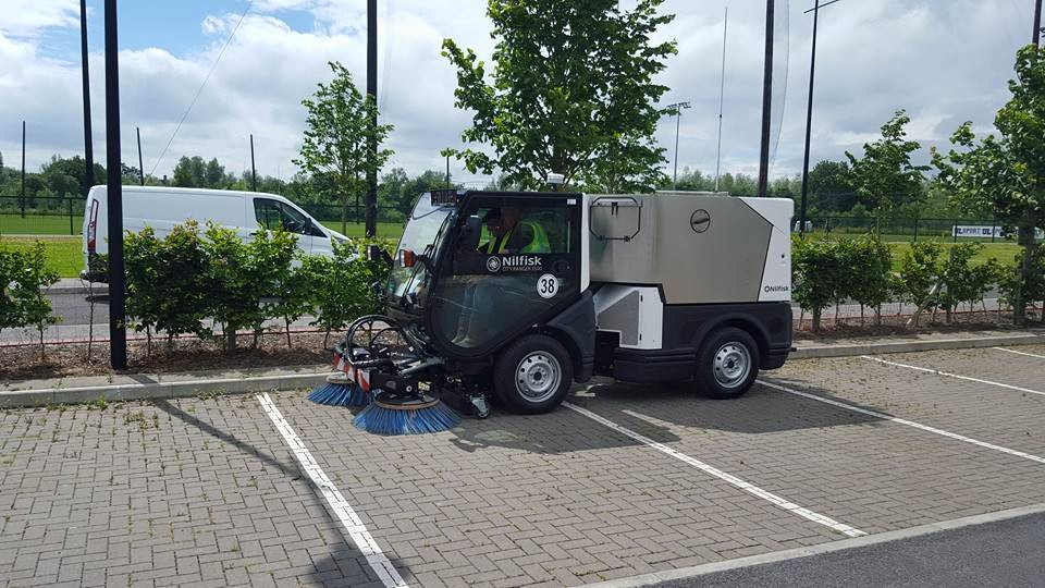 Car park cleaning specialists